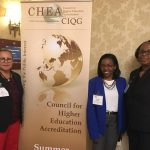 UCJ represented at CHEA Summer Workshop in Washington DC