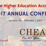 CHEA Annual Conference and CIGQ Meeting
