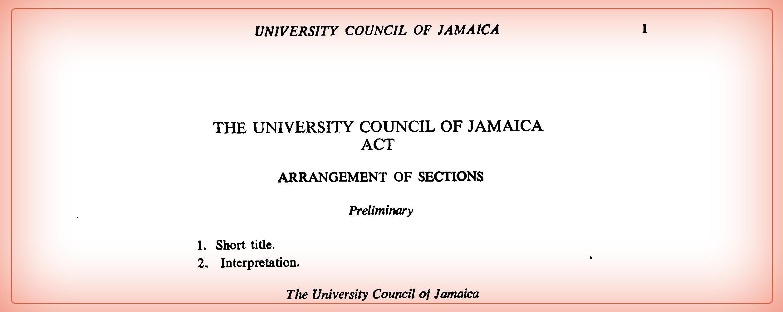 UCJ-Act