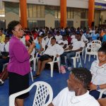 Students turn out in force for Dr Nadine Scott Lecture Series and Professional Development Day