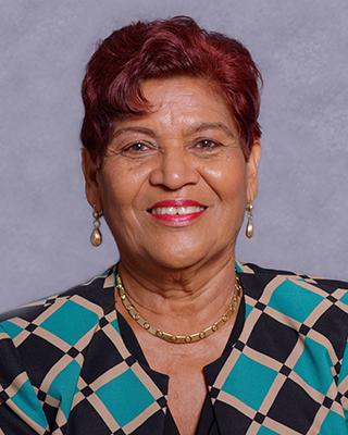 Mrs Hyacinth Knight