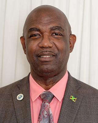 Dr Winston Adams