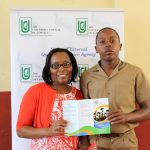 The UCJ supports Wolmer's Boys' School Career Day