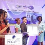 The UCJ Receives their ISO Certificate from NCBJ